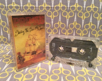 Sailing the Seas of Cheese by Primus Cassette Tape rock alternative