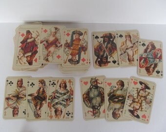 Playing Cards - 2 Decks - Vintage collectable