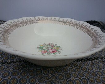 Serving Bowl - French Saxon China Company