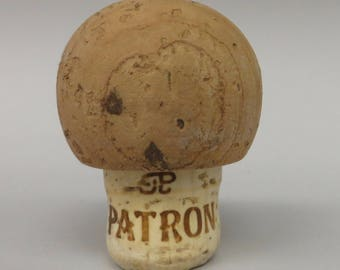 28 used Patron corks