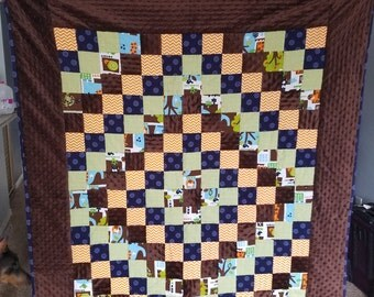 Cuddle Time Quilt