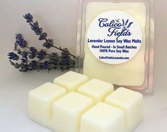Soy Wax Melts - Lavender Soy Wax Melts
