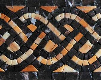 Mosaic Border Art - Kathrine