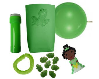 Themed Party Bag Favour - Tiana (Princess & the Frog)