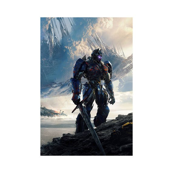 Transformers The Last Knight 2017 | Durable Display Film Posters