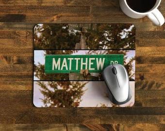 Mousepad Personalized MATTHEW Mousepad Personalized mousepad