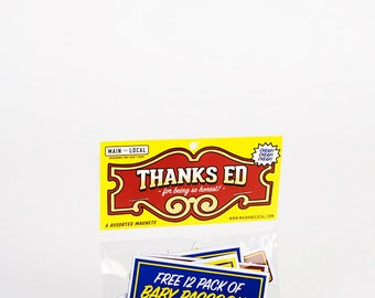 Honest Ed's Magnet Pack