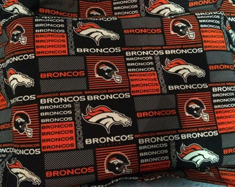 Denver Broncos Pillow Shams