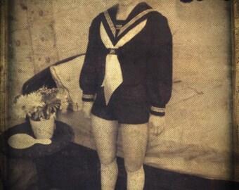 Custom made Reproduction Coat and shorts