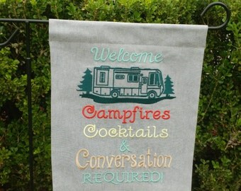 Camping decor Etsy