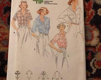 1980s Butterick Pattern
