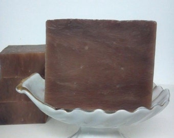 Chocolate Peppermint Soap,Peppermint Chocolate Soap,Chocolate Mint,Shea Butter Soap,Chocolate Soap,Palm Free Soap