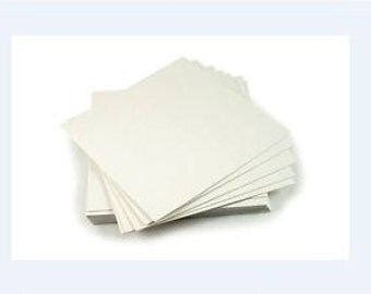 Lifestyle Crafts, Square Flat Cards, Letterpress paper