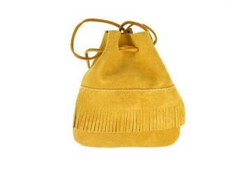 Huron Leather Bag Pouch 90-20-x