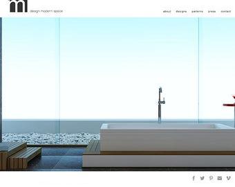E-commerce Shopify Website Design eCommerce Custom Website Design Package inc. Facebook Storefront Boutique Website Shopping Website Design