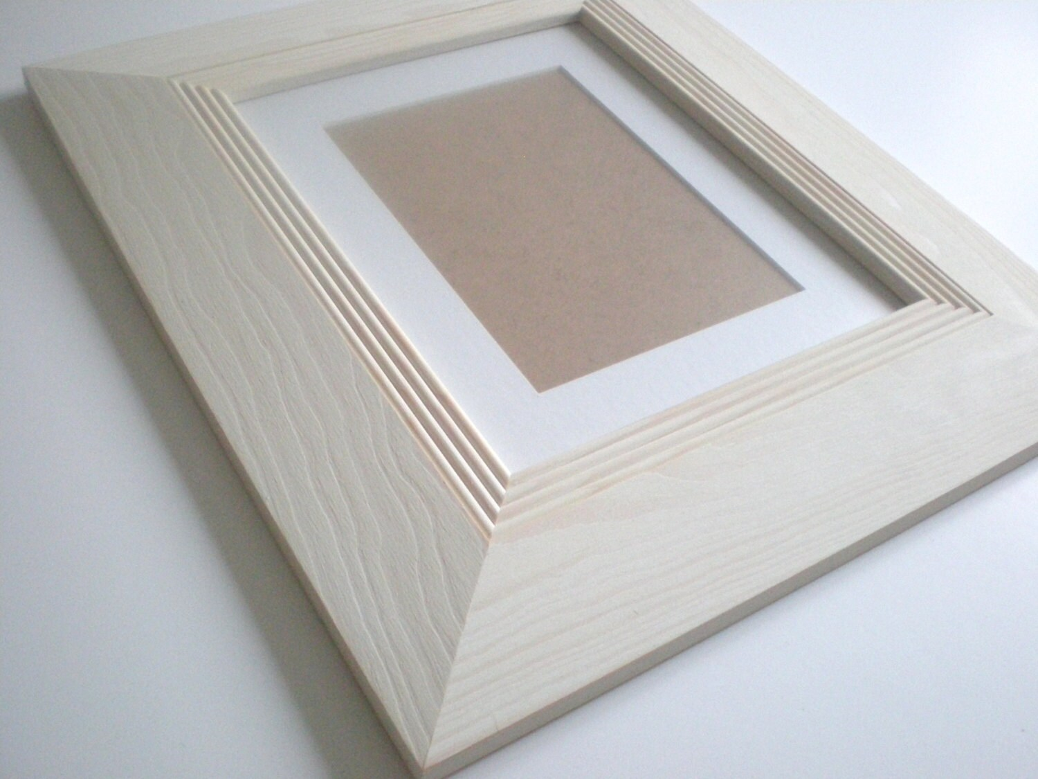 Photo Frame 12x16 Picture Frame 30x40cm Bleached