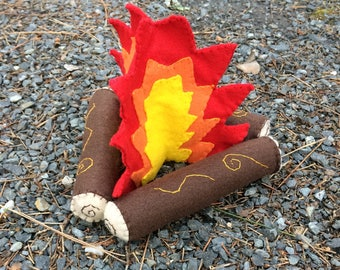 18 Inch Doll Campfire: Toy, Pretend Toy