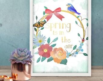 PRINT - Spring