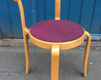 Danish '8000' Series Stacking Chair by Magnus Olesen of Durup. Vintage/Retro/Mid Century