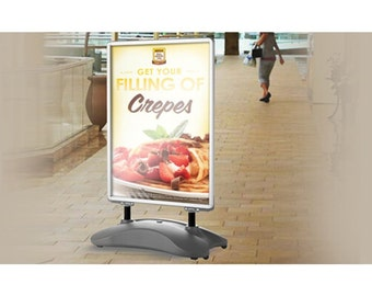 Wheely Snap Frames 1.94 x 2.75' Print with Hardware