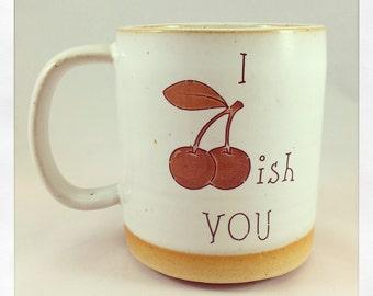 I Cherish You mug