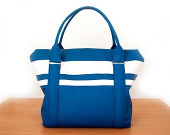 Everyday handbag - beach style, custom design available