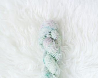 unicorn stampede - peapod sock yarn - merino wool/nylon