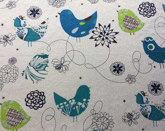 Happy Birds Cushion / Pillow