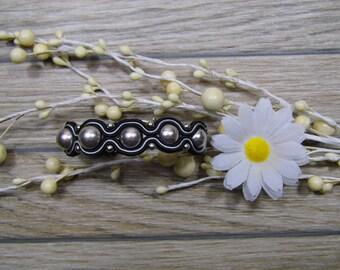 bracelet  / soutache technique / handmade (nr379)