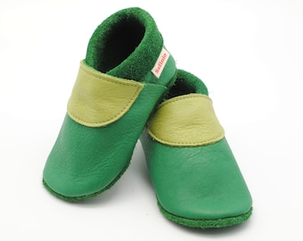 baby shoes, baby slippers, leather baby shoes, baby moccasins leather, leather slippers, colourful child footwear, vegetable tanned leather