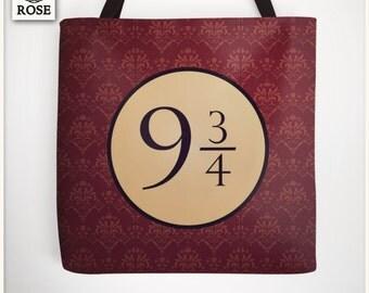 Tote Bag - Harry Potter   Platform 9 3/4