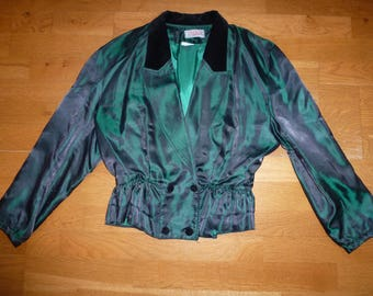 Blazers/jacket vintage made in France /chemise