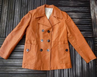 Blazer leather 70'
