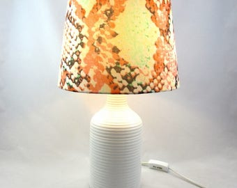 Table lamp - lamp ceramic lounge white grey yellow white green coral shade lamps @Rêve