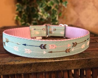"3/4"" Arrows Dog Collar"