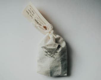Sleep Sachets With Organic Lavender - Song Bird