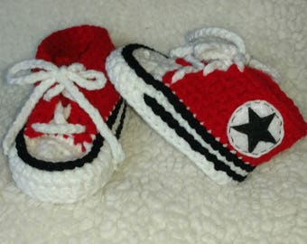 Baby Converse PATTERN