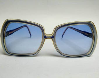 Vintage Nina Ricci bugeye sunglasses 80s eyewear