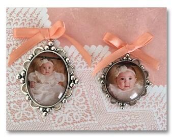 Custom Keepsake Photo Ornament