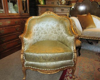 FRENCH GOLD LEAF Chair