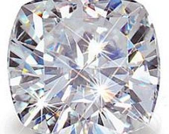 NEO CUSHION Moissanite Loose Gemstones Antique Cushion Brilliant Diamond Cut Moissanite Large Moissanite Engagement Rings Antique Square