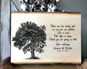 Parents of the Groom Gift, Wedding Gifts for Parents, Parents of the Bride Gift,  Gifts for Parents, Mother of the Groom Gift, Mother In Law