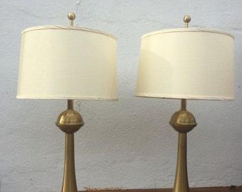Vintage MCM Westwood Atomic Lamps