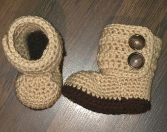 Ugg-Inspired Boots