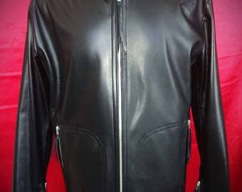 Sagittarius - Men's leather shirt/jacket (Free shipping)