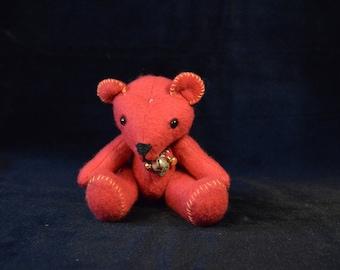 Artist Bear | OOAK | Claus | Christmas Bear