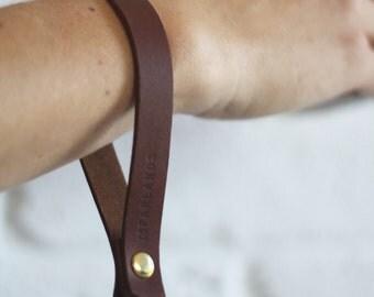 Wrist Strap Key Ring
