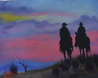 Two Cowboys