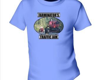 Farminator's Traffic Jam Child's T-Shirt