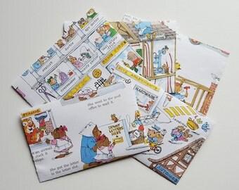 Stationary Epherma envelopes kit #12